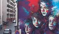 Sokakları Dünyanın Dört Bir Yanında Sanat Harikası Haline Getirmiş 17 Muhteşem Duvar