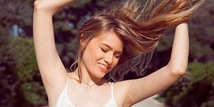Özgürce Dans Eden Saçlara: Senin Saçların Ne Kadar İyi Dans Ediyor?