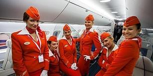 Mahkeme Haklı Buldu: Aeroflot Hosteslerinin 'Büyük Beden' Zaferi