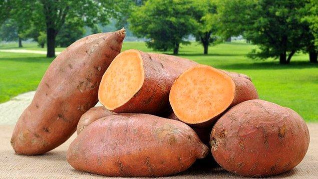 12. Tatlı patates