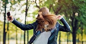 Hafiflemek İçin Bir Sırrımız Var ;) Burada Saçlar Dans Ediyor!