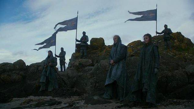 2. Greyjoy Hanesi – Karadenizli