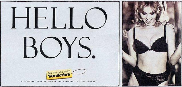 3. Wonderbra - 1993