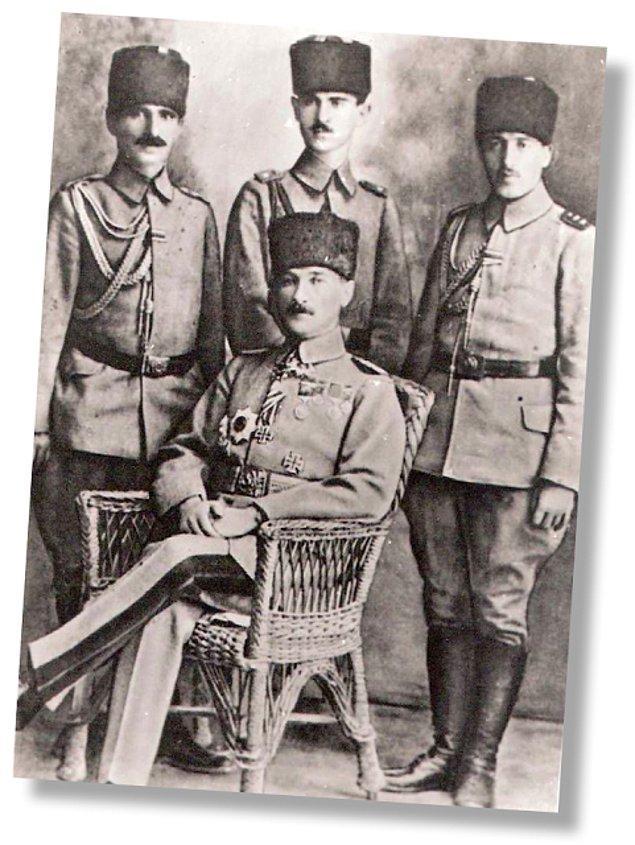 30 Ekim 1918'de imzalanan Mondros Ateşkesinden sonra, ülkenin dört bir yanında düşman devletlere karşı hukuki mücadeleler verilmeye başlandı.