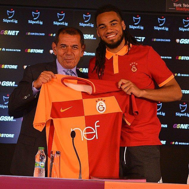 3. Jason Denayer ➡️ Galatasaray