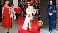 Kate Middleton'ın Adeta Zarif Bir Moda İkonu Olduğuna Dair 15 Kanıt