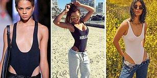 New York Moda Haftasıyla Gündeme Gelen Yeni Trend: Çıtçıtlı Tanga Body