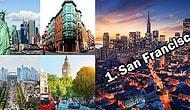 Hayatın Her Alanında Yapılan Araştırmalar Sonucu Geleceğin En Önemli 25 Şehri Açıklandı!
