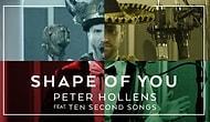 Ed Sheeran'ın Shape of You Şarkısına 2 Sanatçıdan 24 Farklı Tarzda Dokunuş