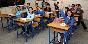 İlköğretimlerde Okula Gitme Oranı Son 10 Yılın En Düşük Seviyesinde