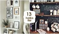 Evinizdeki Biçimsiz Boşluklardan Muhteşem Köşeler Yaratacak 13 Harika Dekorasyon Fikri