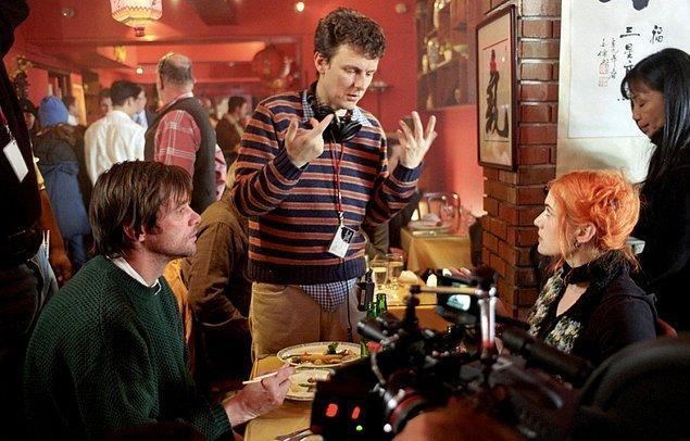 2. Eternal Sunshine of the Spotless Mind'ın yönetmeni ve Jim Carrey, bir komedi dizisi için yıllar sonra tekrar bir aradalar.
