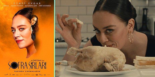 11. Başrolünü Demet Evgar'ın üstlendiği korku, komedi ve dram ögeleri barındıran bir film geliyor!
