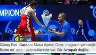 Güreş Federasyonu Başkanı Musa Aydın'ın 'Evlilik Teklifi' Açıklaması Tepkilere Neden Oldu