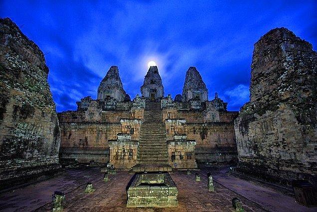 10. Angkor Wat (Siem Reap, Kamboçya)