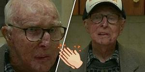 Azimle Savaşıp Kanseri Yenen En Yaşlı İnsan Olan 101 Yaşındaki İkinci Dünya Savaşı Gazisi