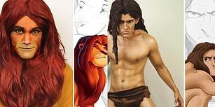 Disney Karakterlerine Hayat Veren İnsan, Tek Kişilik Dev Kadro: Jonathan Stryker