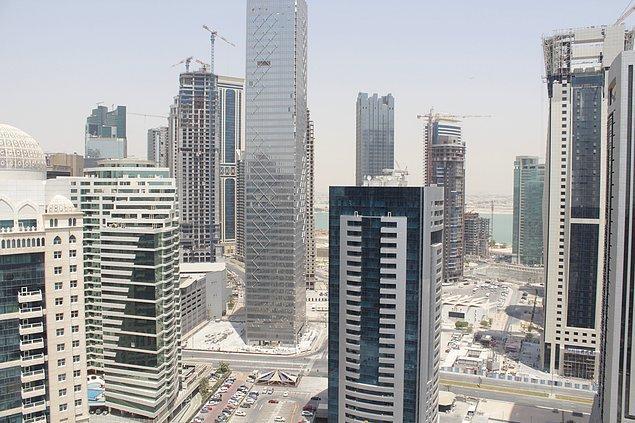 6. Katarlılar Ne İş Yapar?