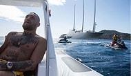 Dünyanın En Pahalı Yatını Yanı Başında Görünce Kendini Kaybeden Conor McGregor