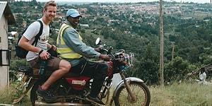 Fotoğraf Makinesi Sayesinde Dünyayı Hiç Para Harcamadan Gezen Şanslı Adamla Tanışın