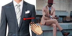 Takım Elbise Giyen Her Beyefendinin Aklında Bulundurması Gereken 21 Altın Kural