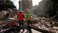 Meksika 7.1 Büyüklüğünde Depremle Sarsıldı: Can Kaybı Yükseliyor...