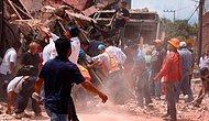 Acı Tesadüf ve Büyük Yıkım: Korkunç Görüntüler ile Meksika'da Deprem Felaketi