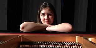 Genç Yeteneğe Pasaport Engeli: Viyana'daki Müzik Yarışmasında Birinci Olan Damla Koşar Ödülünü Almaya Gidemiyor