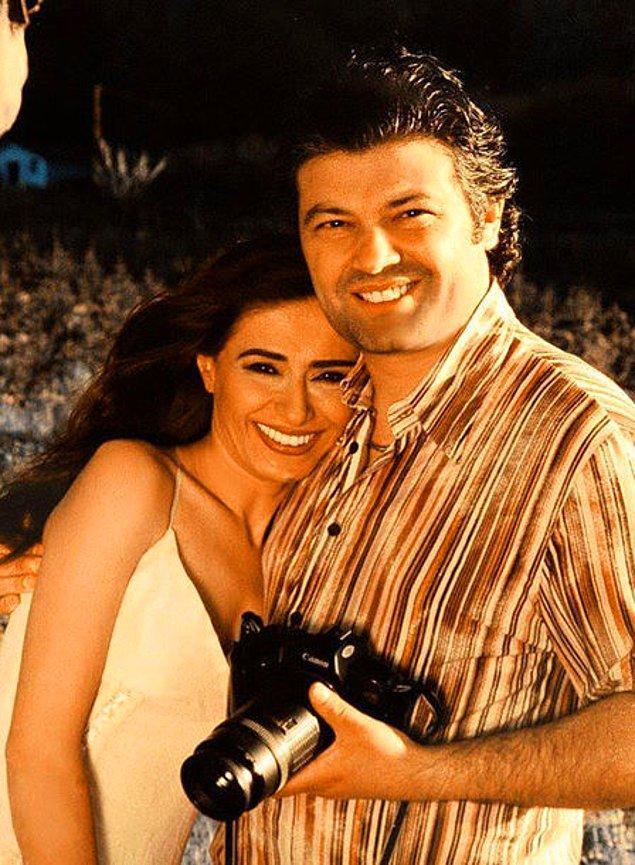 """Ali Eşitmez de söylentilere göre Yıldız Tilbe'nin """"Ama Evlisin"""" şarkısını ithaf ettiği platonik aşkı..."""