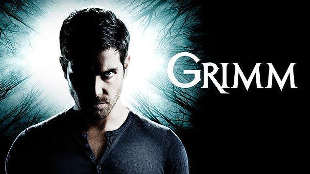 13. Grimm   IMDb 7.8