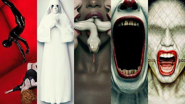 8. American Horror Story   IMDb 8.2