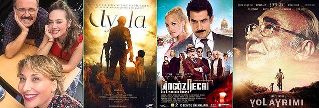 2017'nin sonlarına doğru yerli sinemanın kalitesinde gözle görülür bir artış olduğu aşikar. İyi bir seyir zevki sunacağına inandığımız pek çok film gösterime girecek bu dönemde.