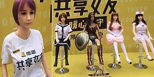Çinli Şirketten Günde 160 Liraya Şişme Bebek Paylaşımı Uygulaması: Touch