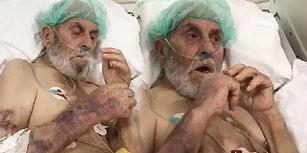 Hemşireler  Sigara Verip Dalga Geçmişti: Yoğun Bakımda Tedavi Gören Yaşlı Adamın Vefat Ettiği Ortaya Çıktı...