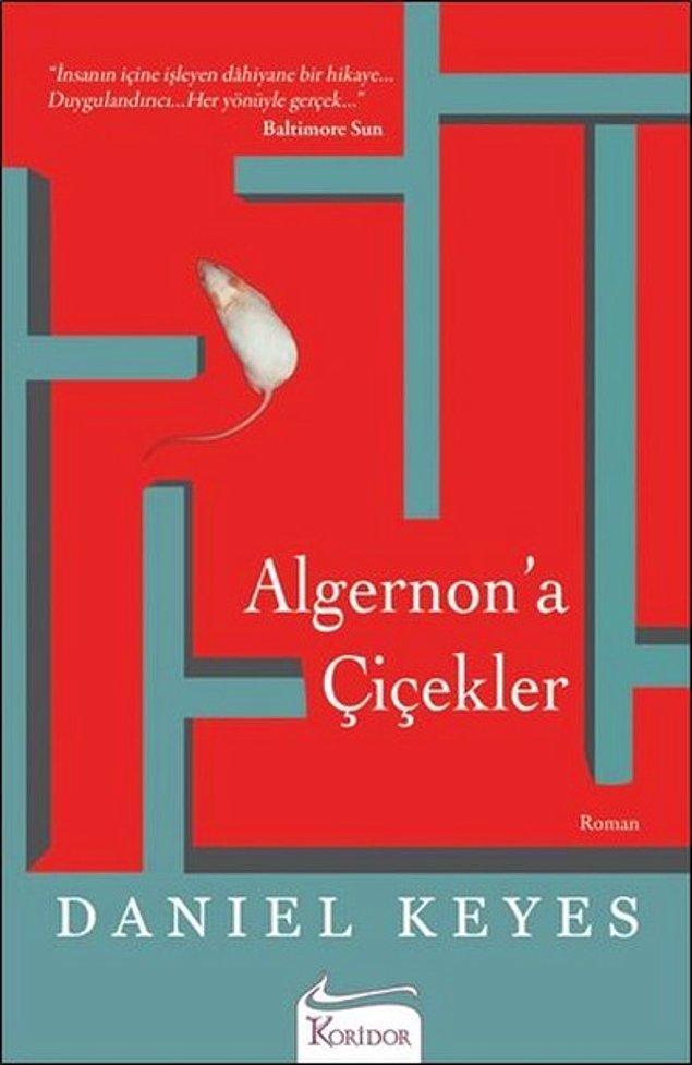 2. Algernon'a Çiçekler - Daniel Keyes