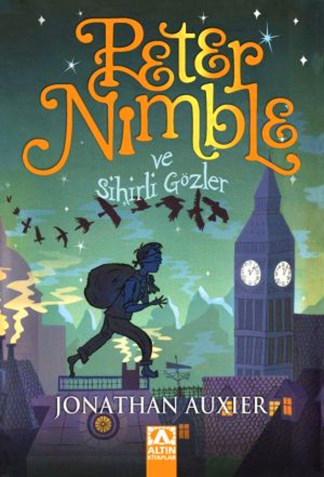 14. Peter Nimble ve Sihirli Gözler - Jonathan Auxier