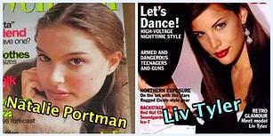 Nostalji Zamanı! Dünyaca Ünlü Kadınların Gençlik Yıllarından 18 Dergi Kapağı