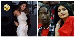 Kardashian ve Jenner Kızları Hız Kesmiyor: Kylie Jenner Sevgilisinden Hamile!