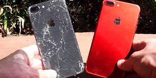 iPhone 7 Plus ve iPhone 8 Dayanıklılık Testi