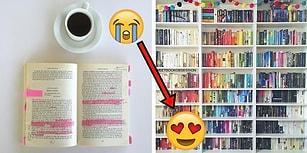Kitapseverlerin Önce Kalbini Parçalayacak, Sonra Gözlerini Şenlendirecek 22 Fotoğraf