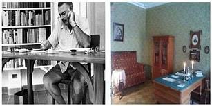 Hem Ülkemizden Hem Dünyadan En Çok Okunan Yazarların Çalışma Masaları