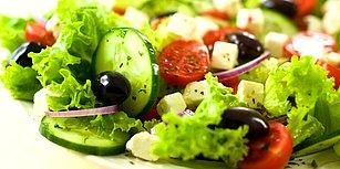 Hangi Salata Malzemesisin?