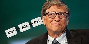 Yıllar Sonra İtiraf Etti: Microsoft'un Kurucusu Bill Gates'in 'Ctrl+Alt+Del' Pişmanlığı!