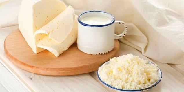 Beyaz Peynir Maskesi