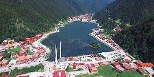 Aslı Binalarla Doldu, 'Çakmaları' Geliyor: Trabzon'a 3 Tane Yapay Uzungöl Yapılacak