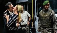 Kadri Gürsel'in Tahliyesi Ardından: Bir Suç Duyurusu, İki Açıklama ve Görenleri Gülümseten O An