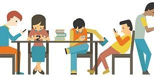 Günde Ortalama 'Bir Dakika' Kitap Okuyoruz, Cep Telefonu ile Geçirdiğimiz Süre ise 179 Dakika