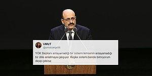 YÖK Başkanı Saraç Açıkladı: TEOG'un Ardından Üniversiteye Giriş Sistemi de Değişiyor