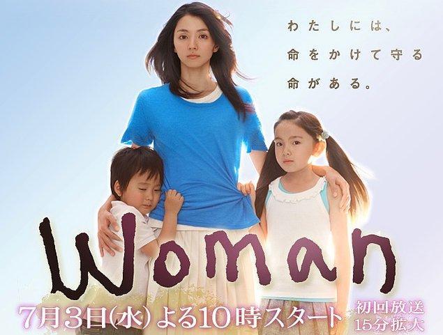 """Dizi bir uyarlama. Orijinali """"Woman""""dan direkt çevrilmiş Kadın."""