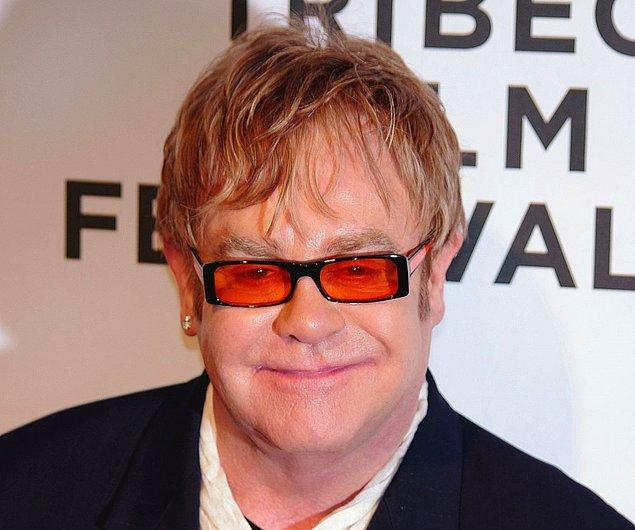 9. Elton John